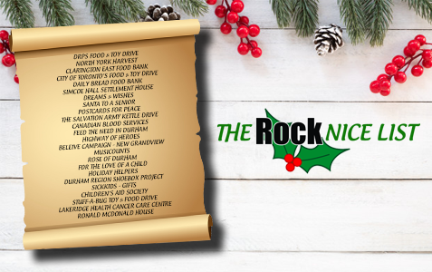 The Rock Nice List