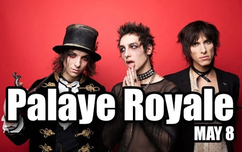 Palaye Royale [POSTPONED]