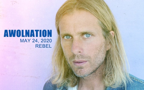 AWOLNATION [CANCELLED]