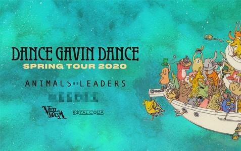 Dance Gavin Dance [POSTPONED]