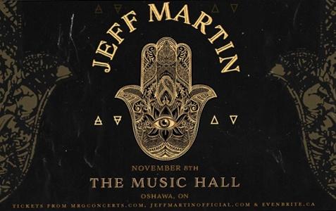 Jeff Martin