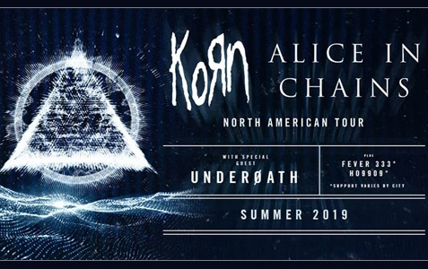 Korn & Alice In Chain...